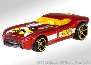 Hot Wheels 2019 Disney 90th Anniversary Edition Exclusive 8 Car Gift Set mickey